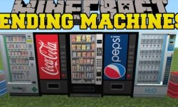 Мод Vending Machine