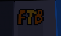 Карта FTB Halloween Edition