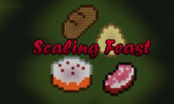 Мод Scaling Feast