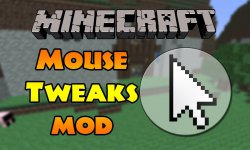 Мод Mouse Tweaks