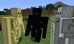 Мод Base Metal Golems Addon
