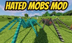 Мод Hated Mobs