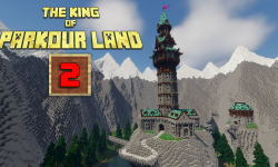 Карта THE KING OF PARKOUR LAND 2