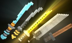 ТекстурПак 3D Swords Pack
