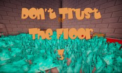 Карта DON'T TRUST THE FLOOR 3!