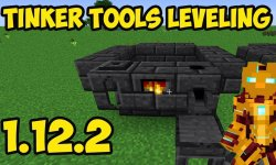 Мод Tinkers' Tool Leveling