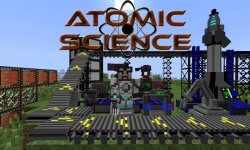 Мод Atomic Science