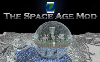 Мод The Space Age Mod