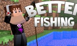 Мод Better Fishing