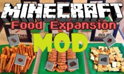 Мод Food Expansion: Reimagined