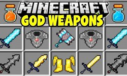 Мод God's Weapons