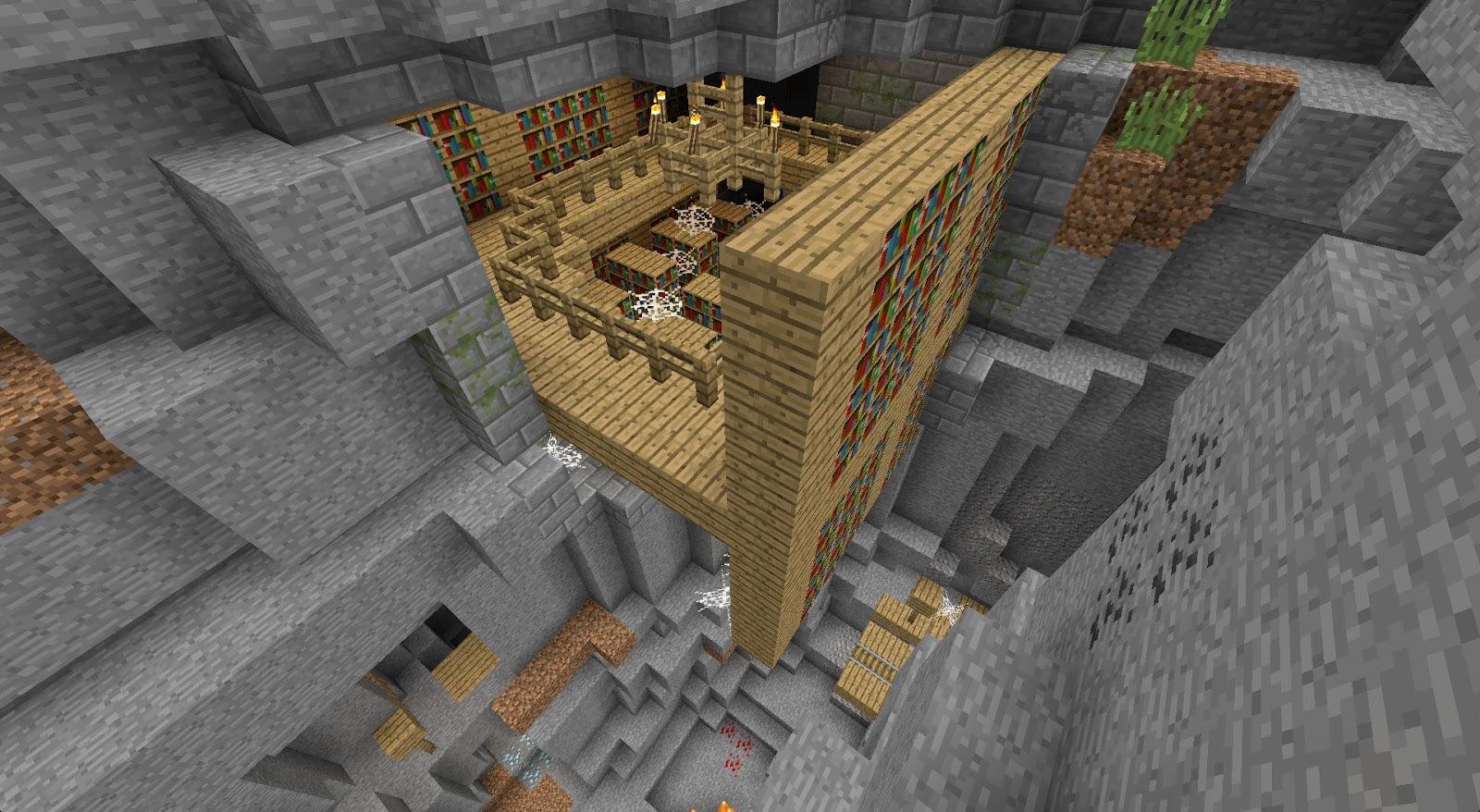 Сид для майнкрафт замок