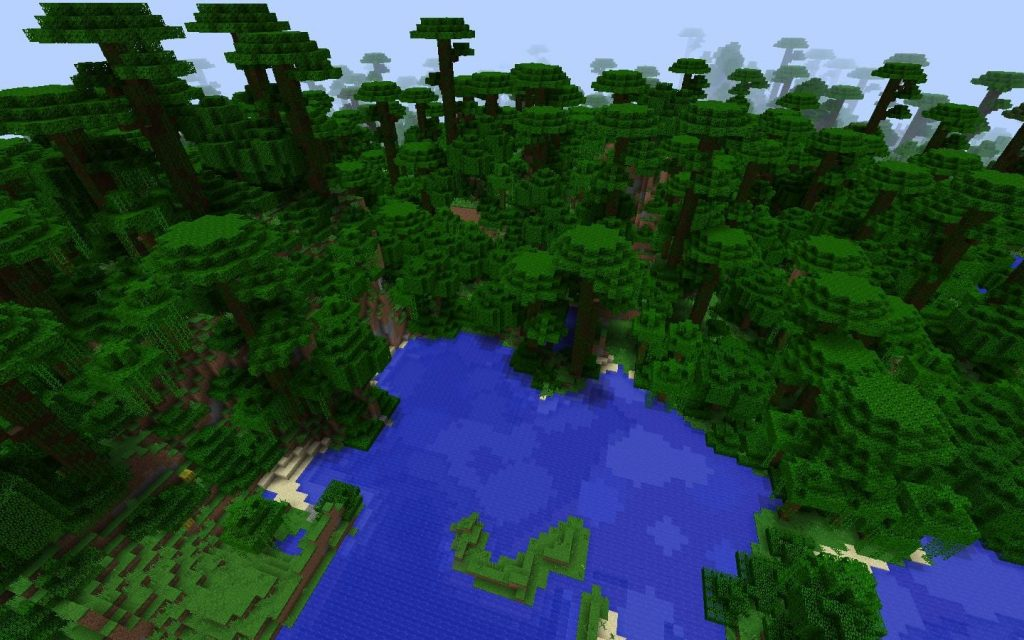Jungle Seed Spawn