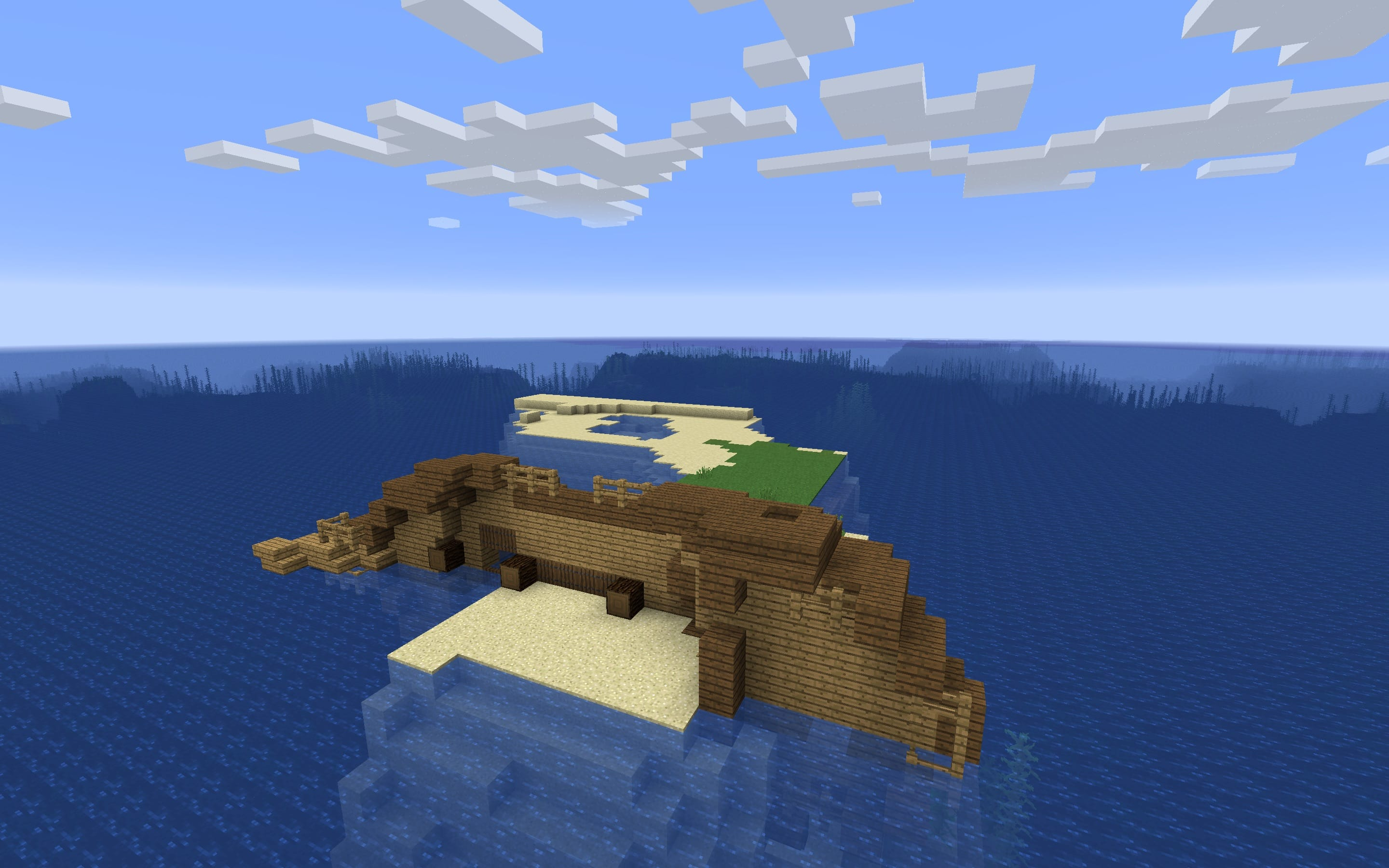 Marooned – Shipwreck on Survival Island