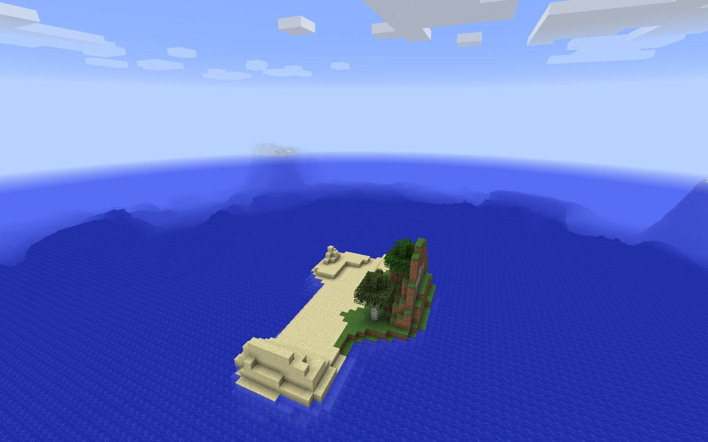Two Tree Survival Island