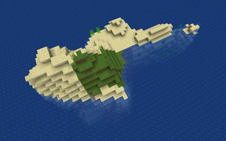 сид на остров